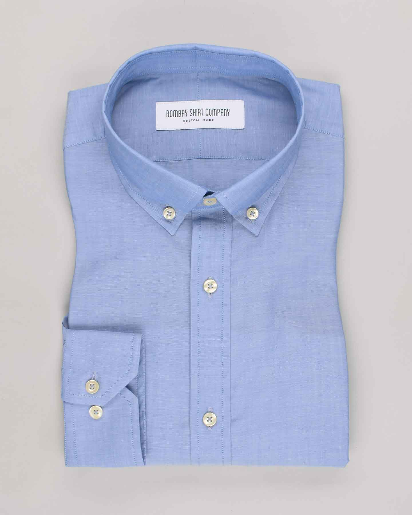 Japanese Carolina Blue Shirt