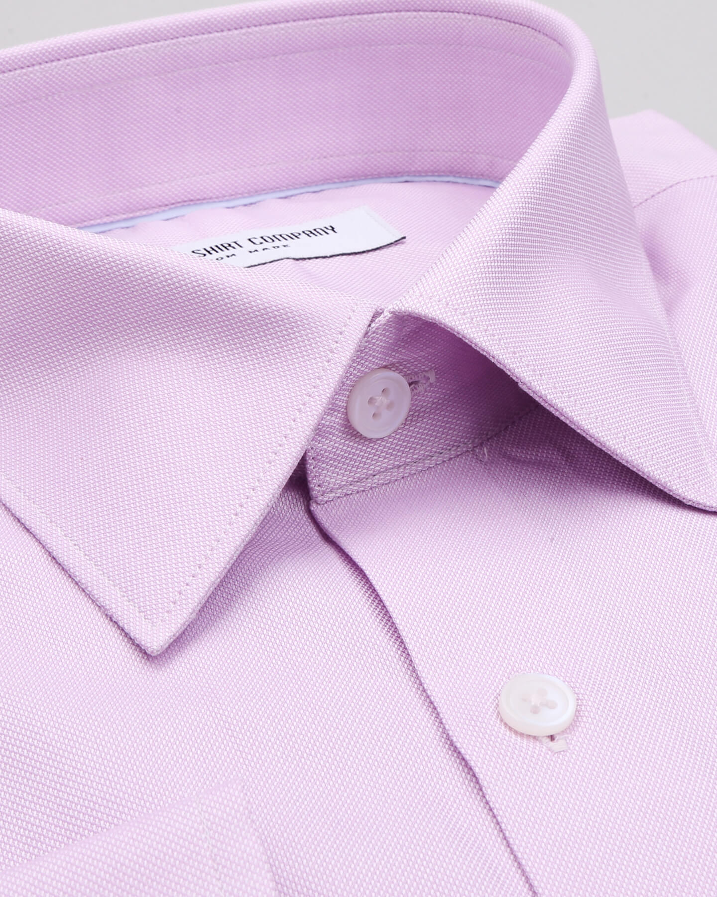 Lavender Royal Oxford Shirt