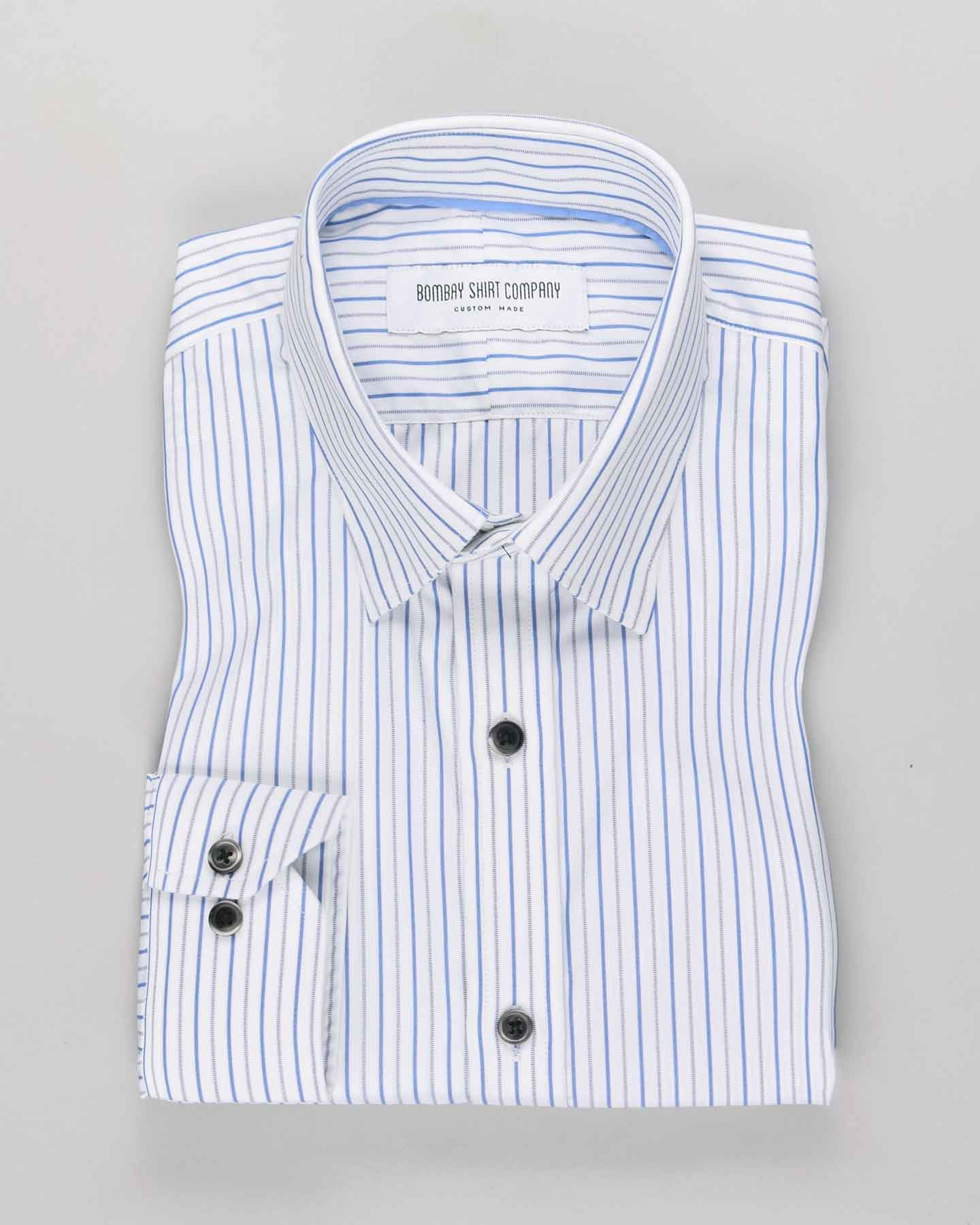 Slender Stripes Shirt