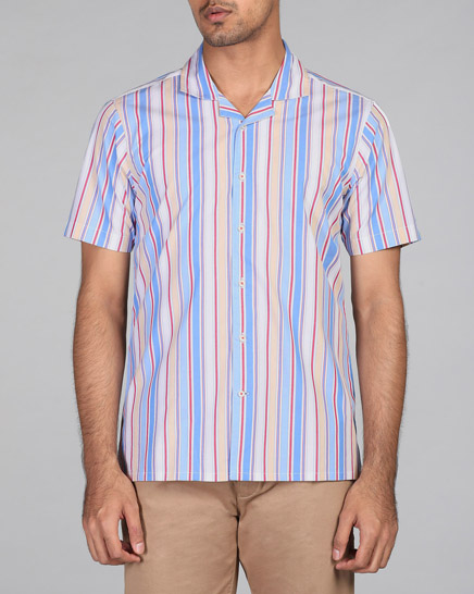 Seaside Cuban Collar Shirt
