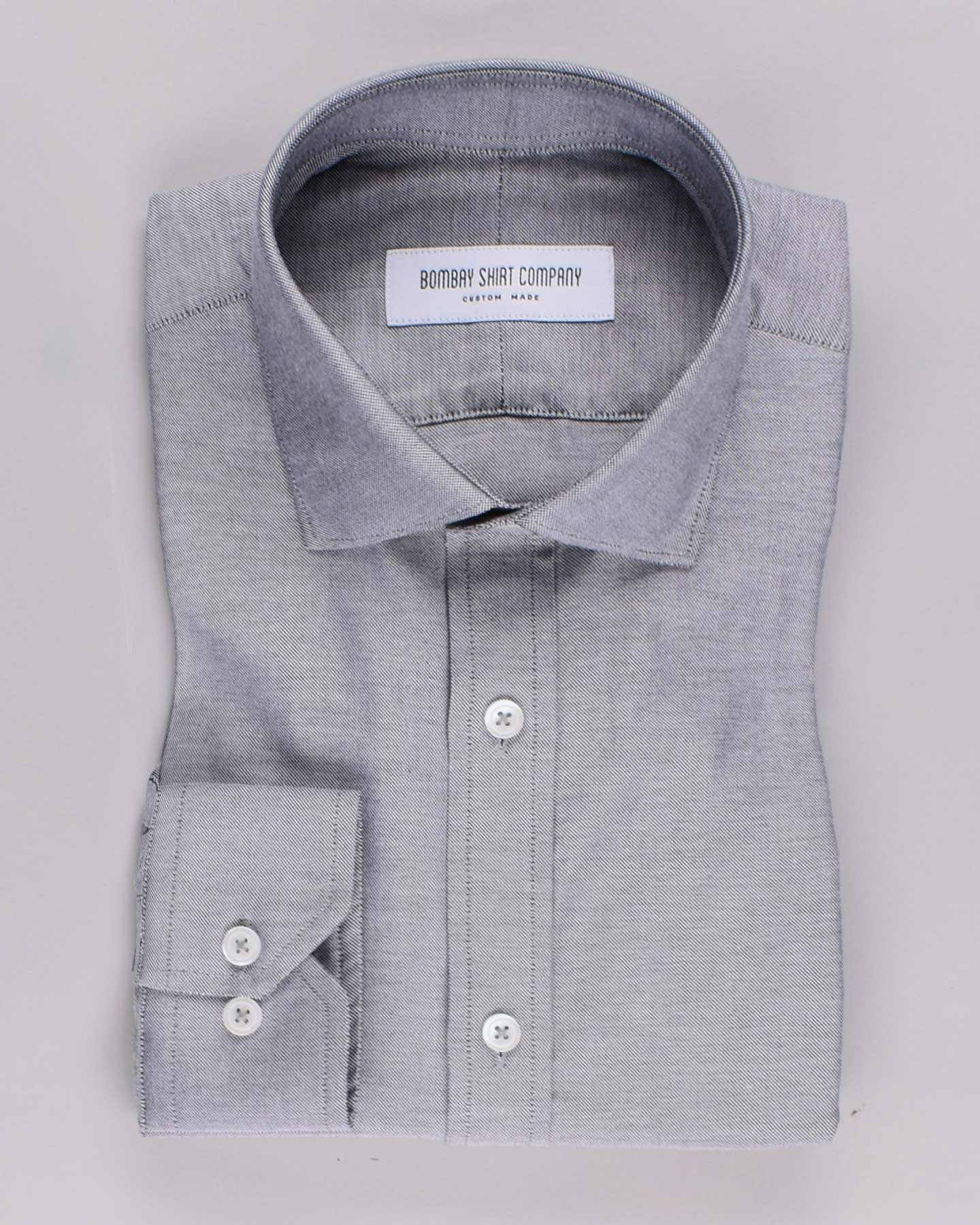 Cloudy Oxford Shirt