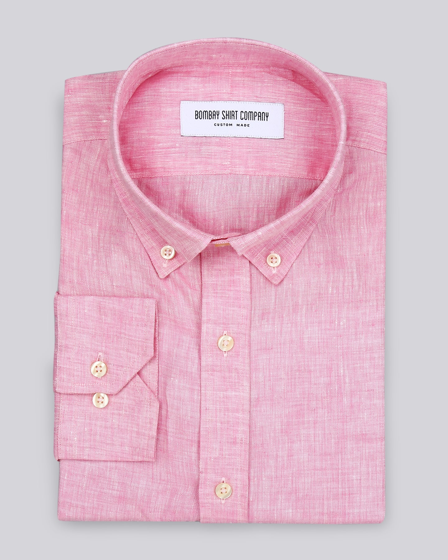 Taffy Italian linen Shirt