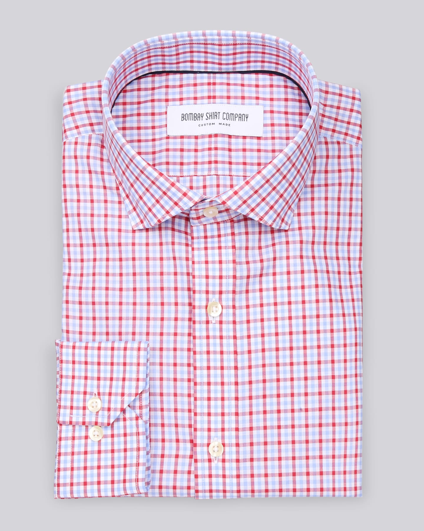 Charles Tarttersall Checks Shirt