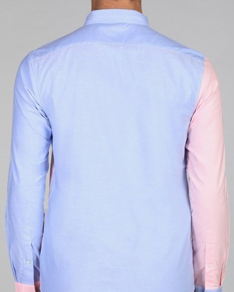 Candy Skies Oxford Shirt