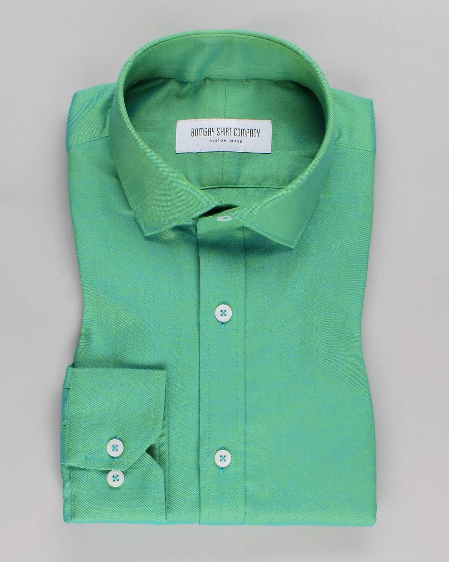 Leafy Oxford Shirt