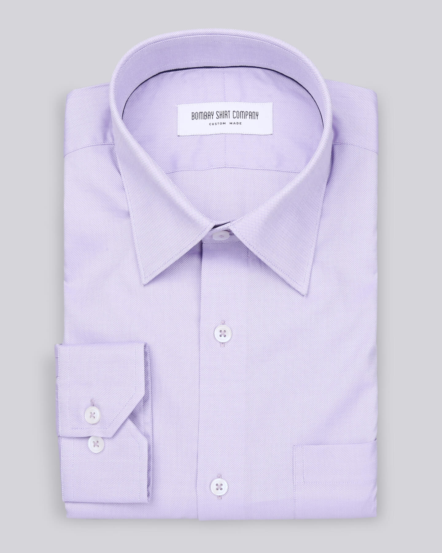 Bluish Purple Royal Oxford