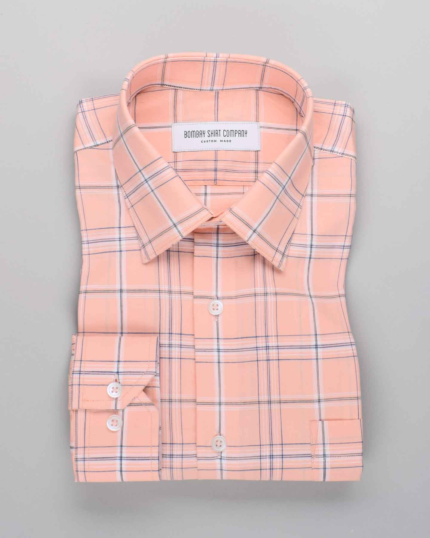 Summer Sorbet Checks Shirt