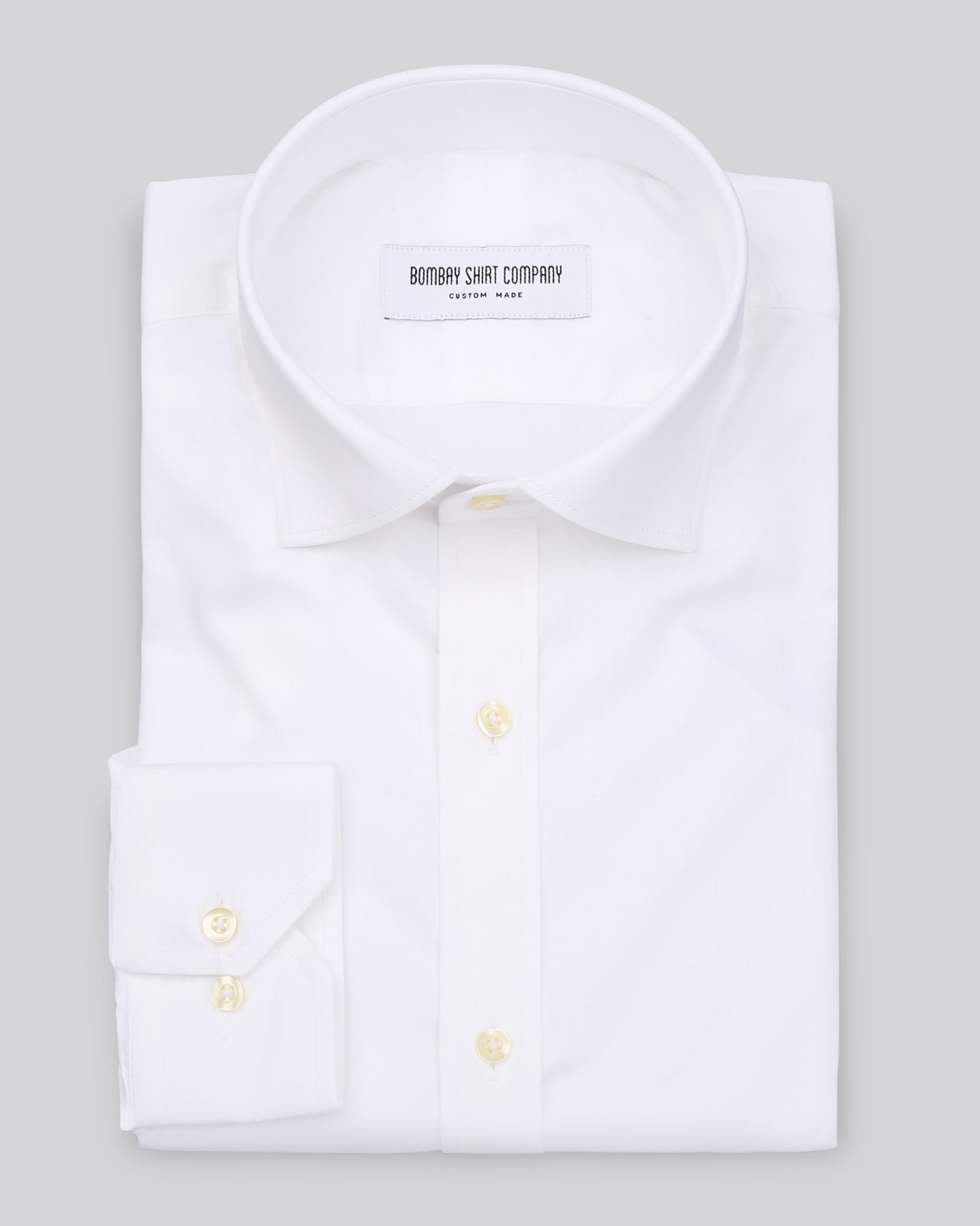 Premium White Satin Shirt