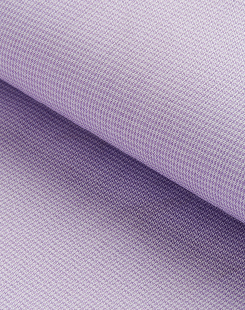Lavender Micro Houndstooth
