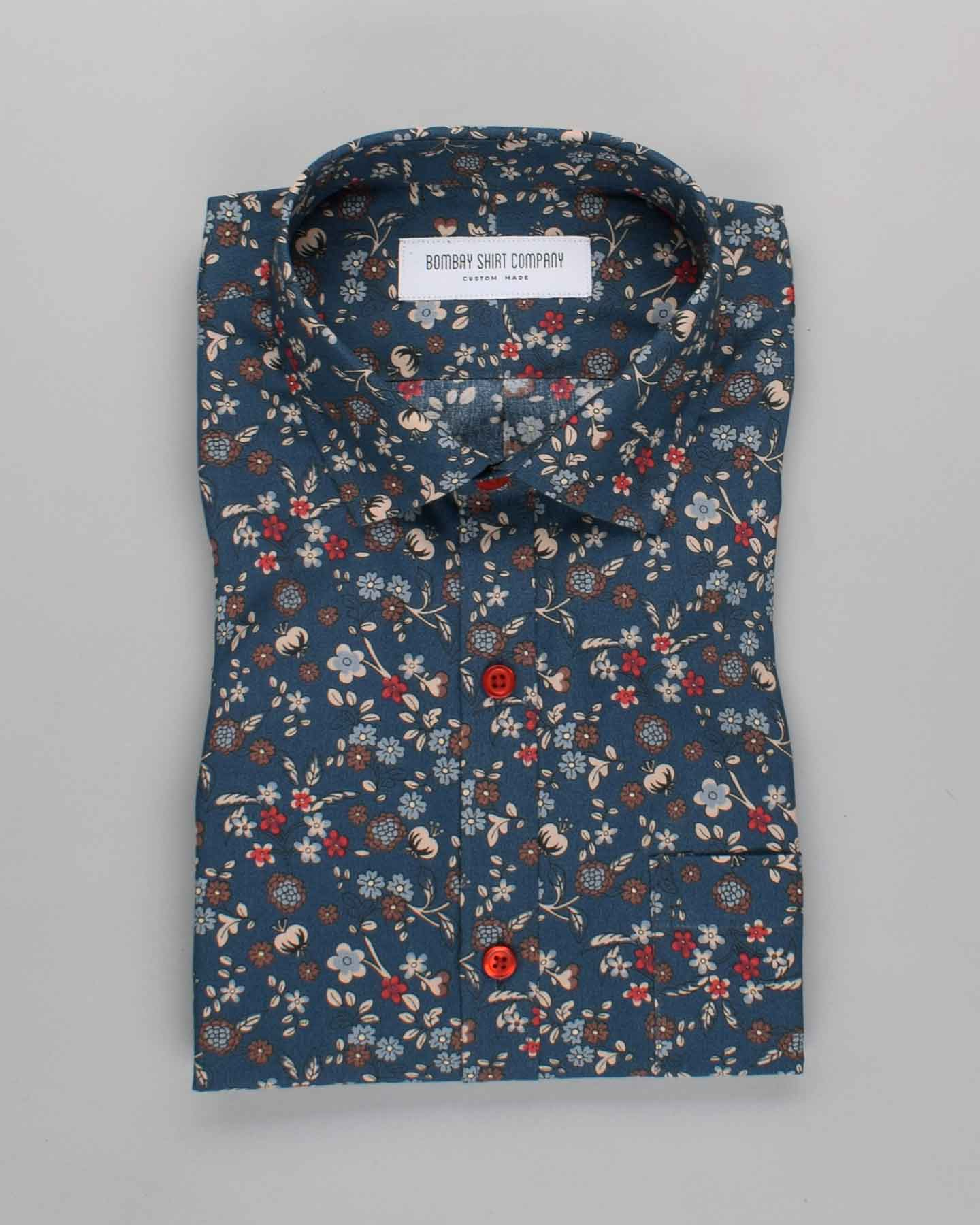 Carlo Bassetti Moonlight Serenade Print Shirt