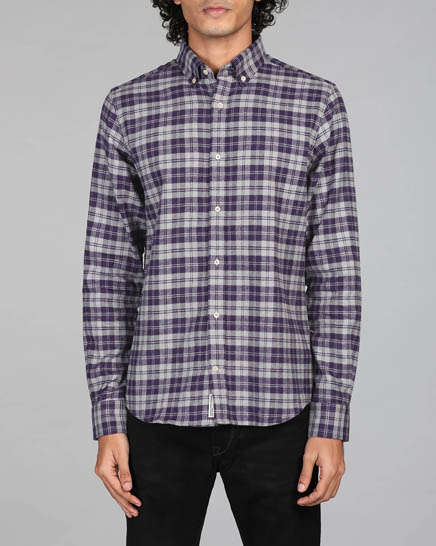 Japanese Timeless Checks Shirt