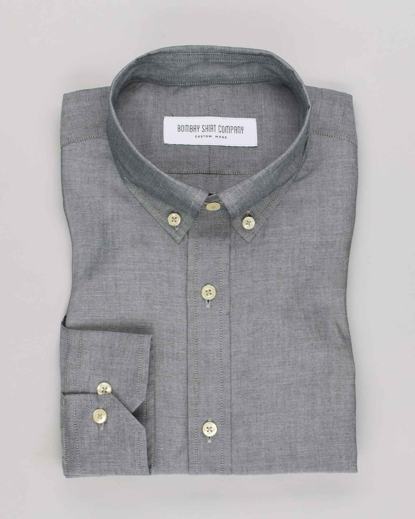 Japanese Mink Grey Shirt