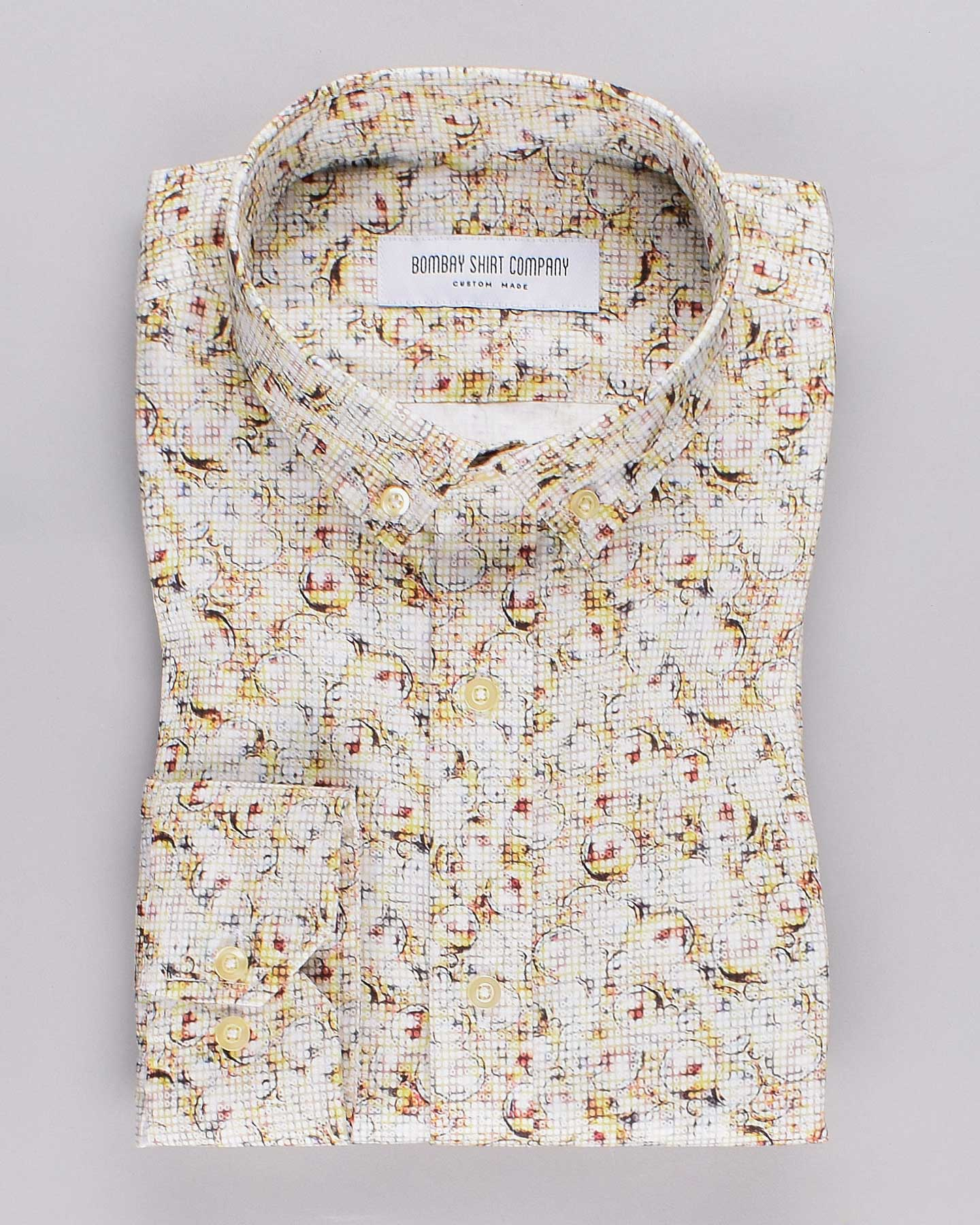 Champagne Bubble Print Shirt